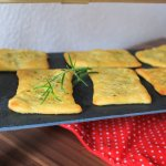 Mini Focaccia, spielefreundliche Snacks mit Amigo