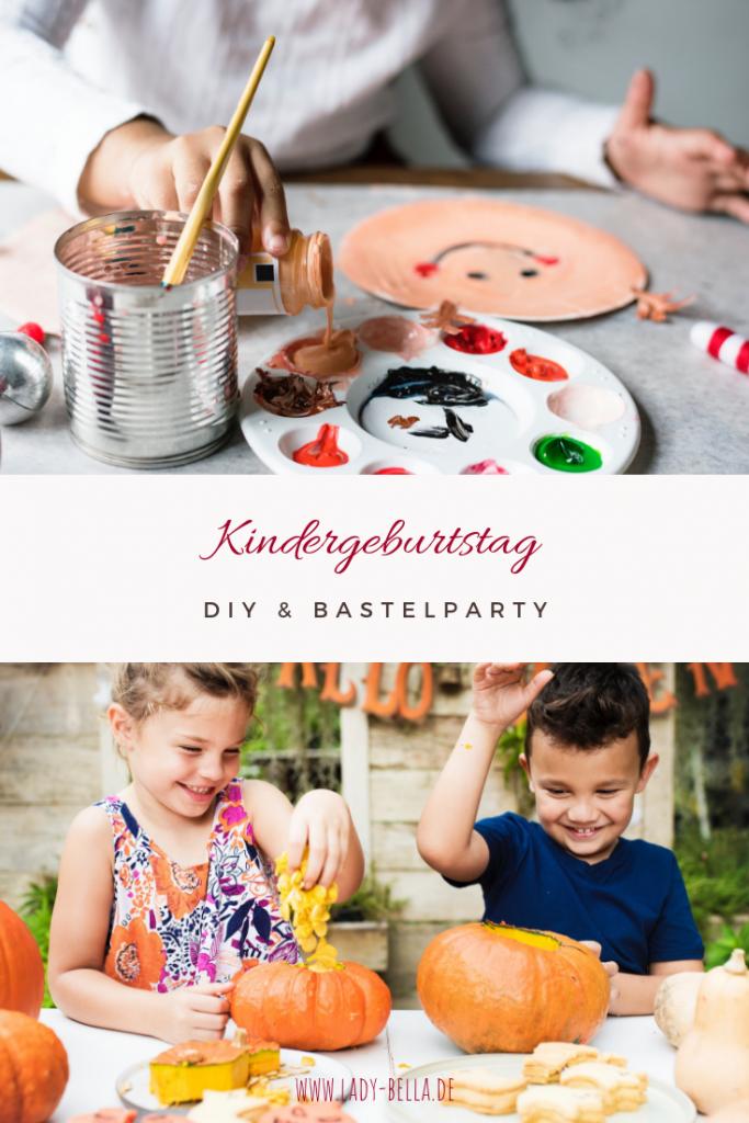 DIY Kindergeburtstag, Workshop für Kinder in Berlin, für Jung und Alt