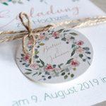 Hochzeitseinladung selber machen DIY Anleitung