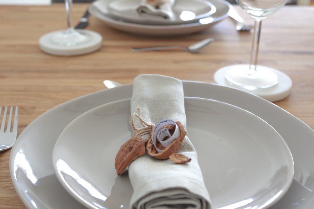 Werbung: Glücksnuss aus Walnüssen mit Hof Windkind selber machen