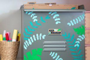 DIY Anleitung für Hängeregister zum selber machen im greenery urban Jungle Look mit PILOT PINTOR