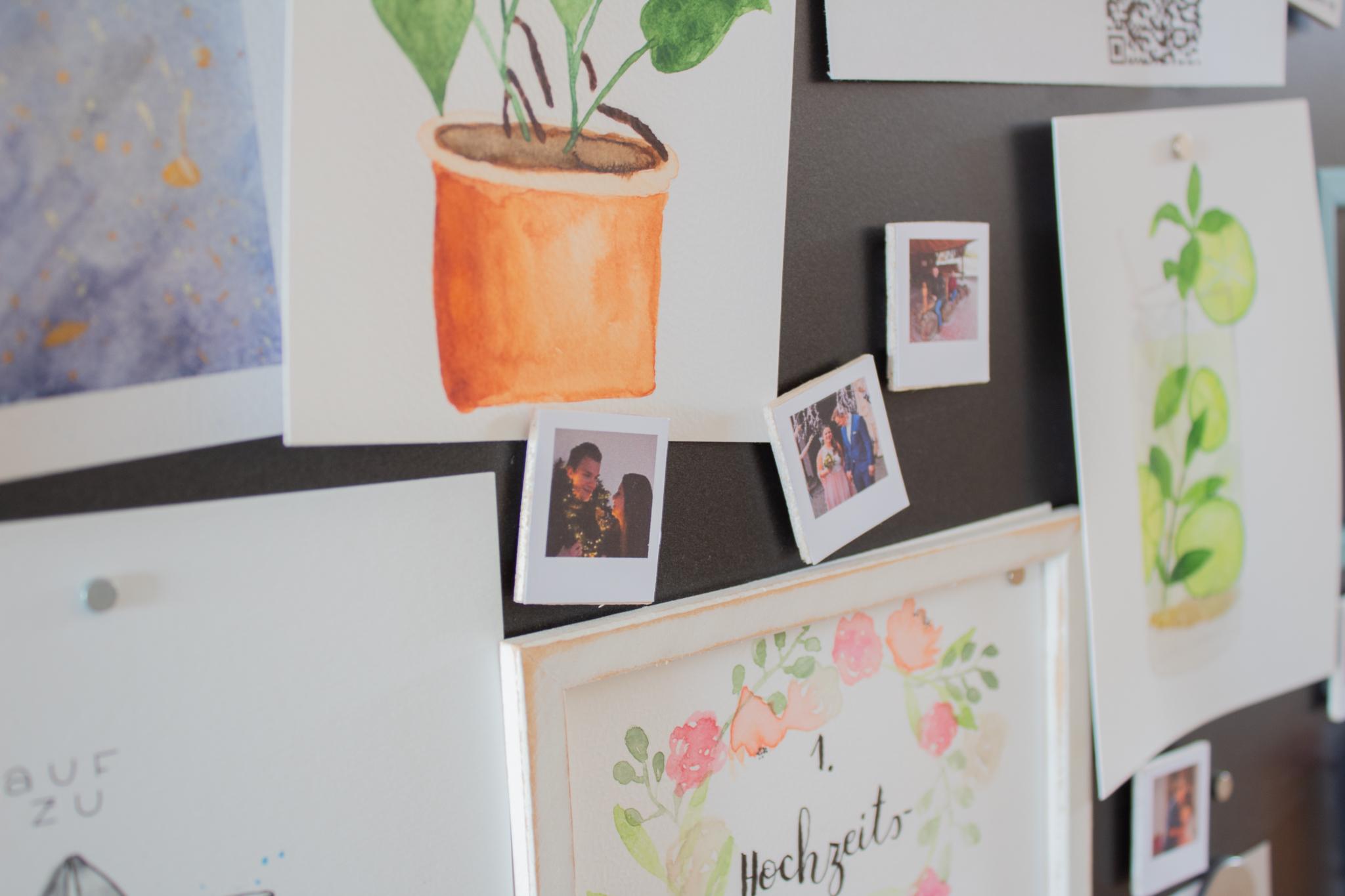 Polaroid Magnete – DIY Geschenk