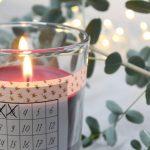 schlichter, einfacher & schneller Adventskalender