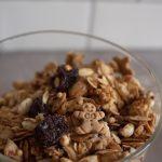 Winter-Granola selber machen
