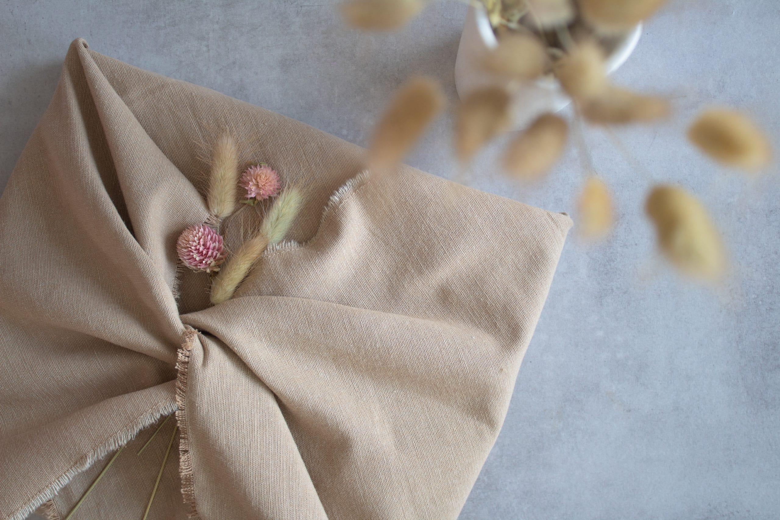 nachhaltige Geschenkverpackung
